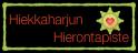 Purenta-alueen hoito logo